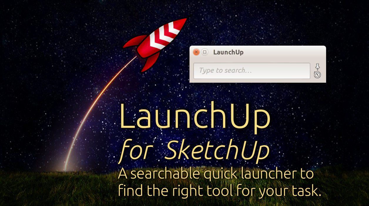 LaunchUp Plugin - Haftanın SketchUp Plugini 3