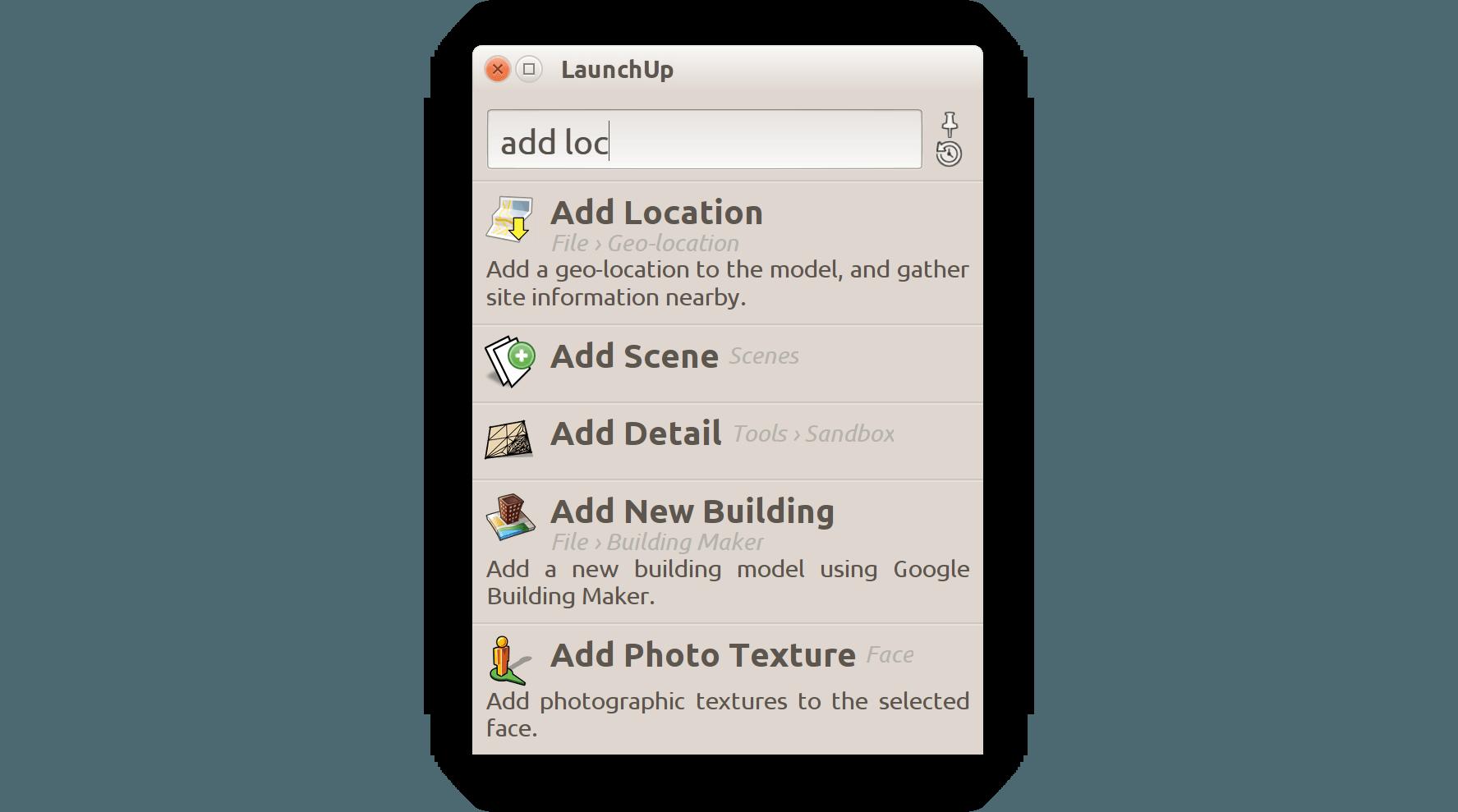 LaunchUp Plugin - Haftanın SketchUp Plugini 7
