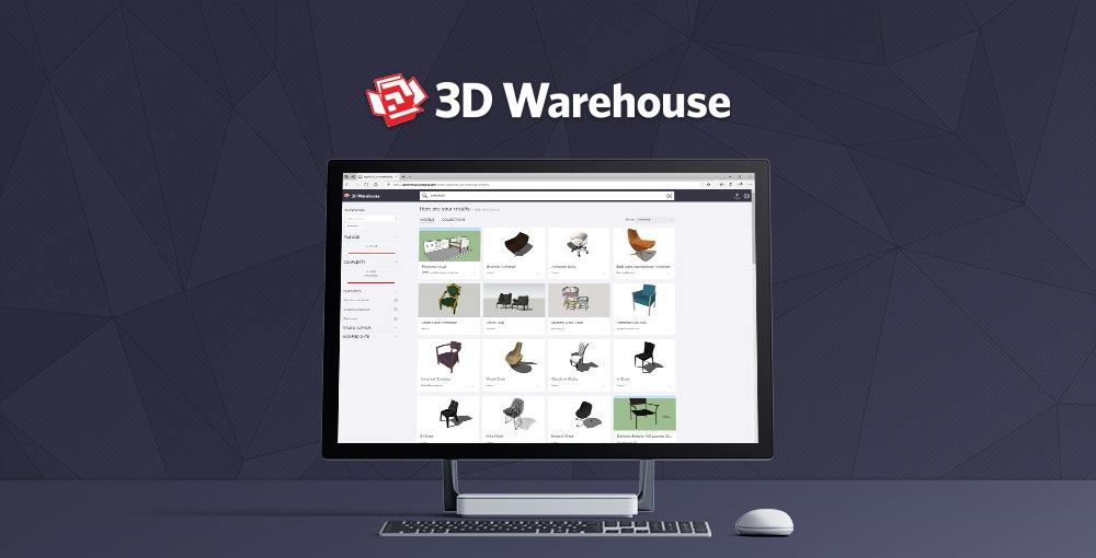 2018 01 1 3DWarehouse Update 1000x510 1