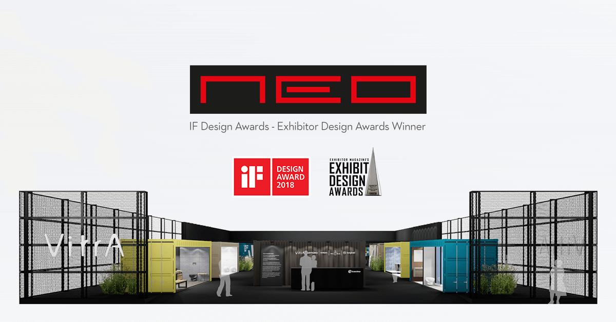 Neo Tasarım'ın SketchUp ve Lumion ile Hazırladığı Tasarım IF Design Awards 2018 Ödülü Aldı 2