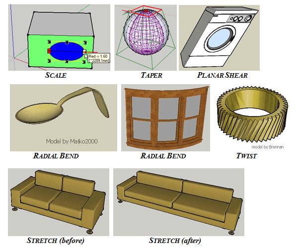 FredoScale - Haftanın SketchUp Plugini 5