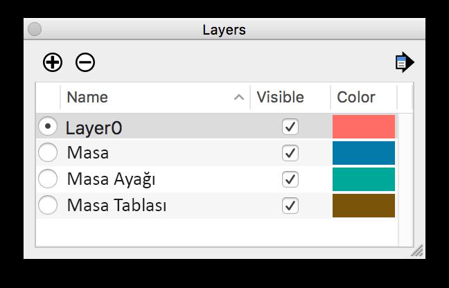 SketchUp'ta Layer0'ın Önemi 5