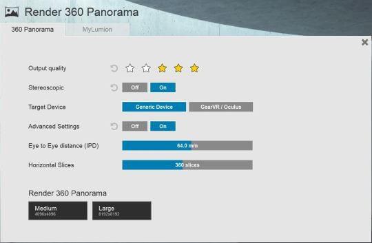 Lumion 8 ve Oculus Go ile VR Deneyimleri 7