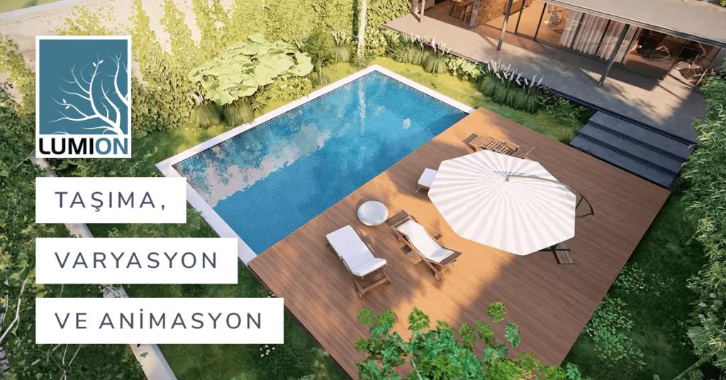 tasima varyasyon ve animasyon backyard pool filminin analizi