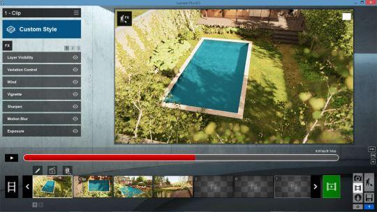 "Taşıma, Varyasyon ve Animasyon: ""Backyard Pool"" Filminin Analizi 9"