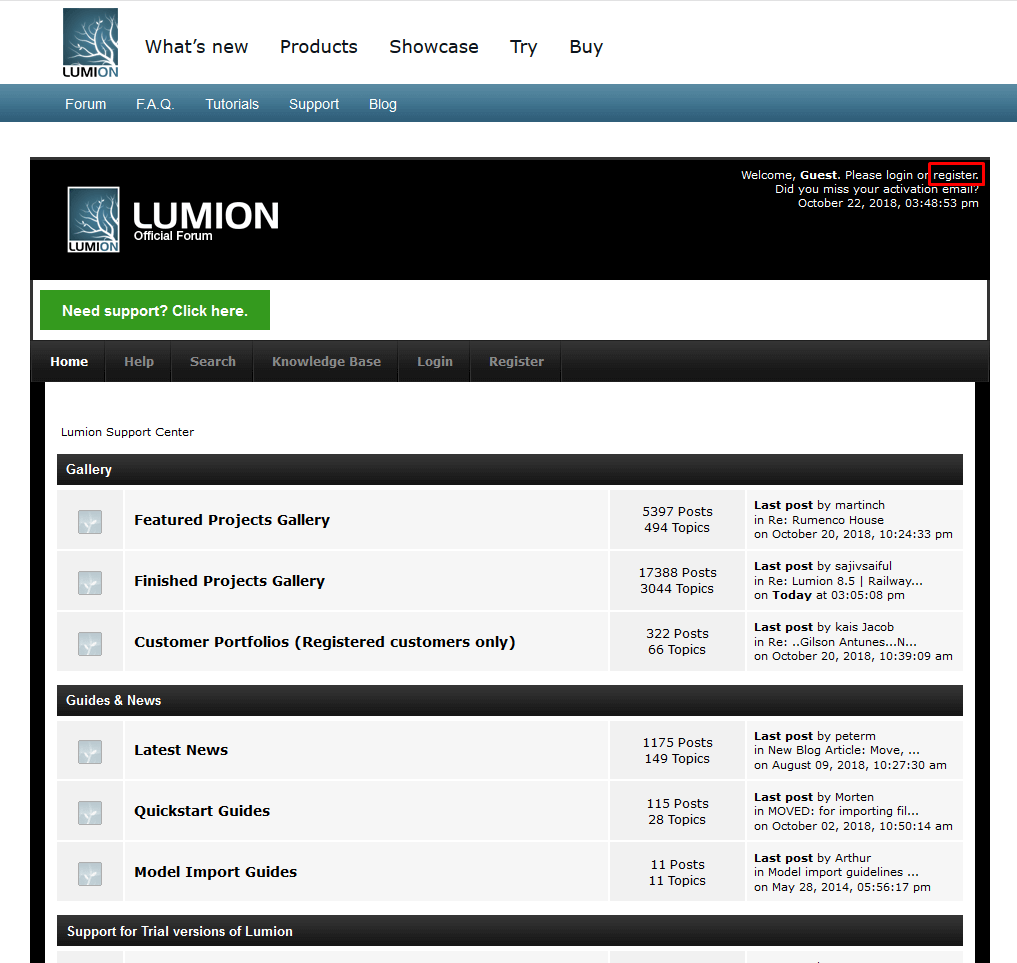 Lumion Lisansına Sahip Olmanın Ayrıcalıklarını Hissedin 3