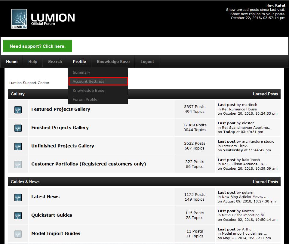 Lumion Lisansına Sahip Olmanın Ayrıcalıklarını Hissedin 6