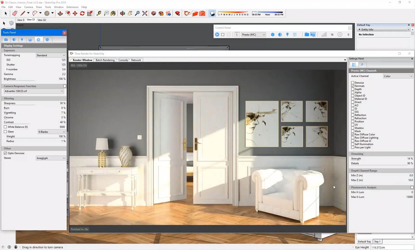 SketchUp İçin En İyi Görselleştirme Çözümleri 7