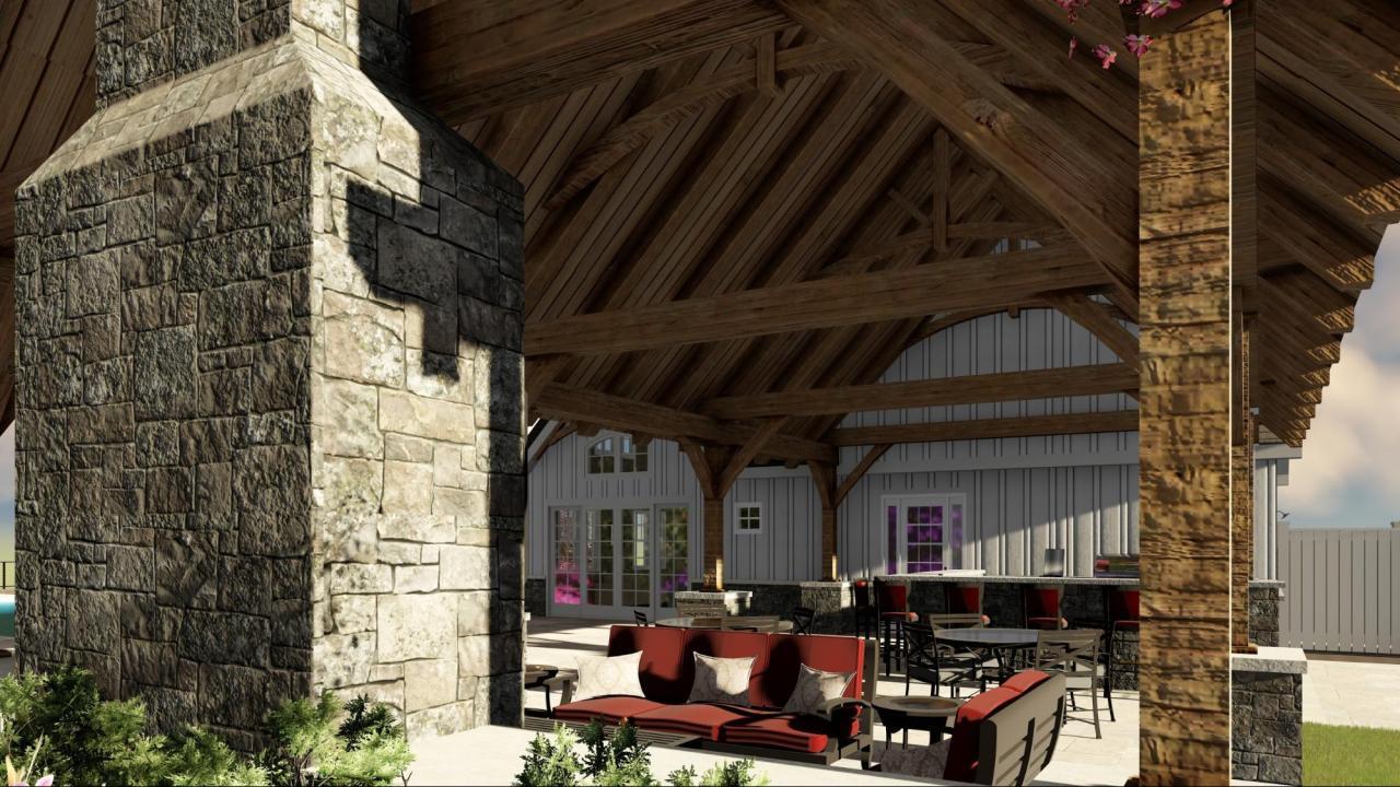 Peyzaj Mimarlığı ve Tasarım Ofislerinde Lumion'un Gücü 6