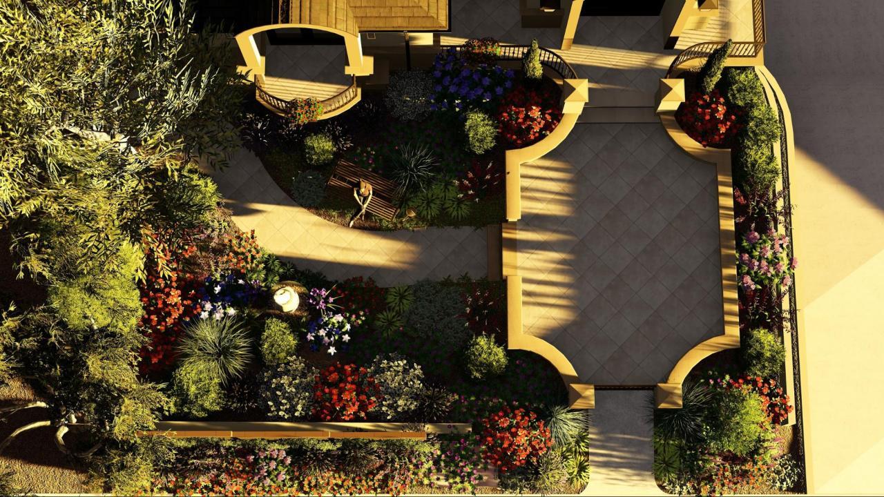 Peyzaj Mimarlığı ve Tasarım Ofislerinde Lumion'un Gücü 8