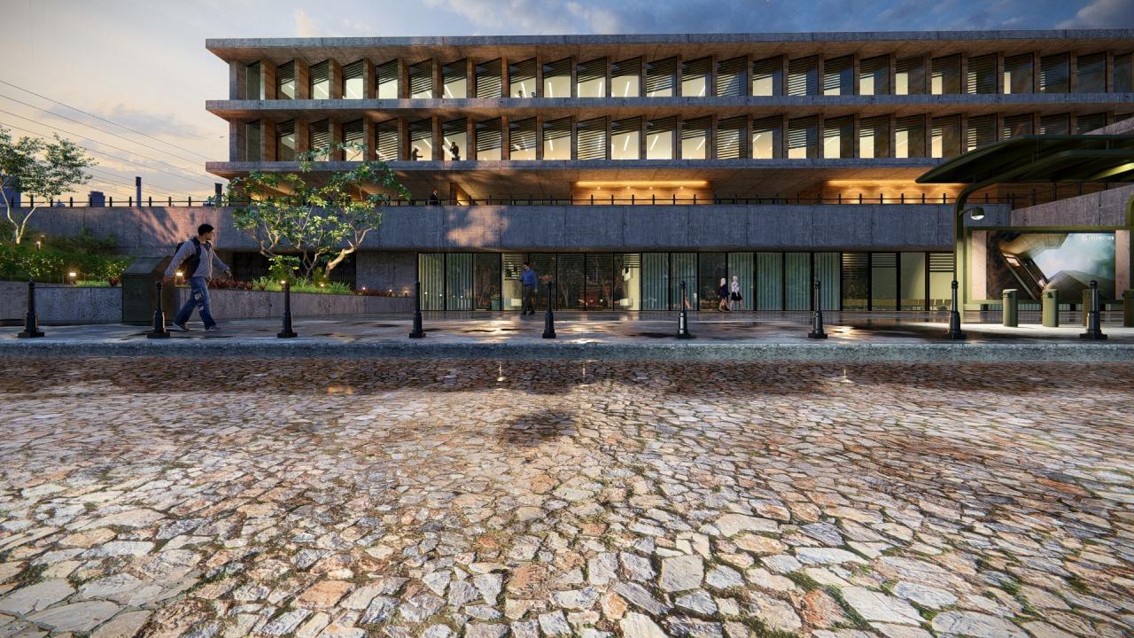 Mimariyi Hissetmek: Lumion 9'daki Yeni Malzemeler 17