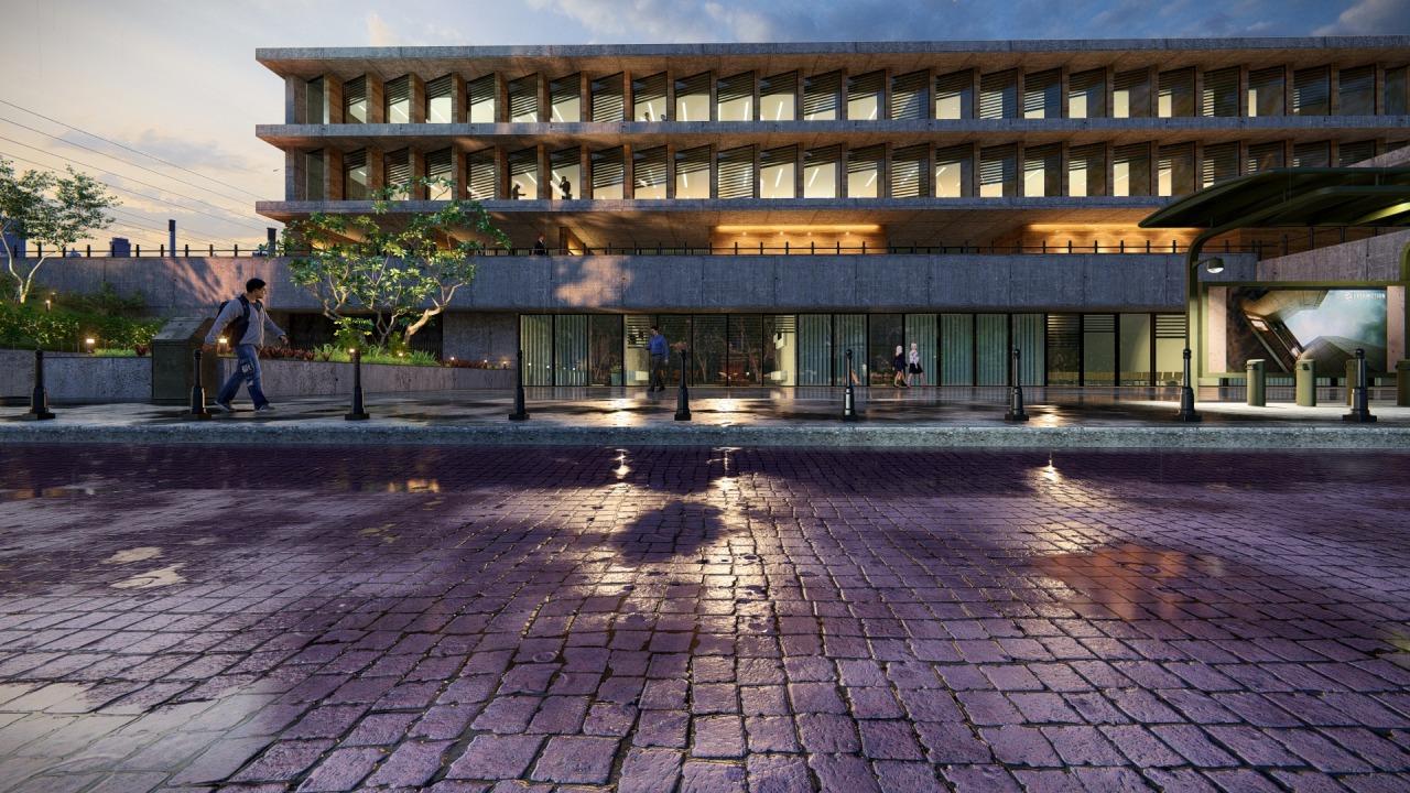 Mimariyi Hissetmek: Lumion 9'daki Yeni Malzemeler 18