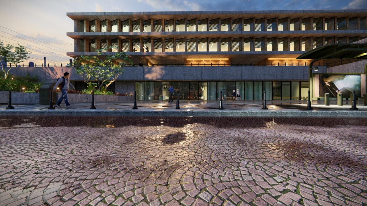Mimariyi Hissetmek: Lumion 9'daki Yeni Malzemeler 19