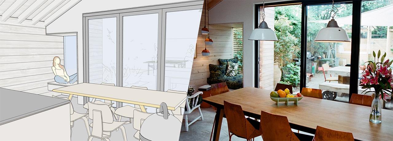 Tom Kaneko ile Tasarım ve Mimarlık: Eskizler, Tasarım ve Uygulama 3