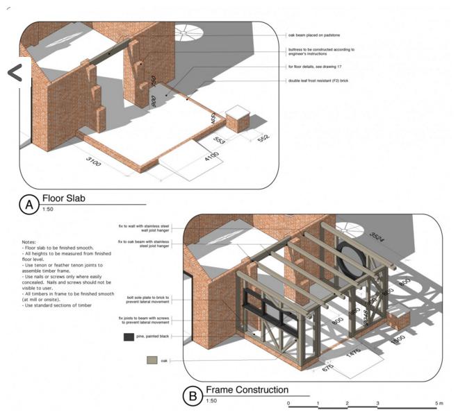 Tom Kaneko ile Tasarım ve Mimarlık: Eskizler, Tasarım ve Uygulama 4
