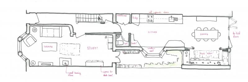 Tom Kaneko ile Tasarım ve Mimarlık: Eskizler, Tasarım ve Uygulama 5