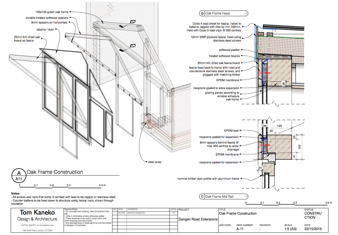Tom Kaneko ile Tasarım ve Mimarlık: Eskizler, Tasarım ve Uygulama 8