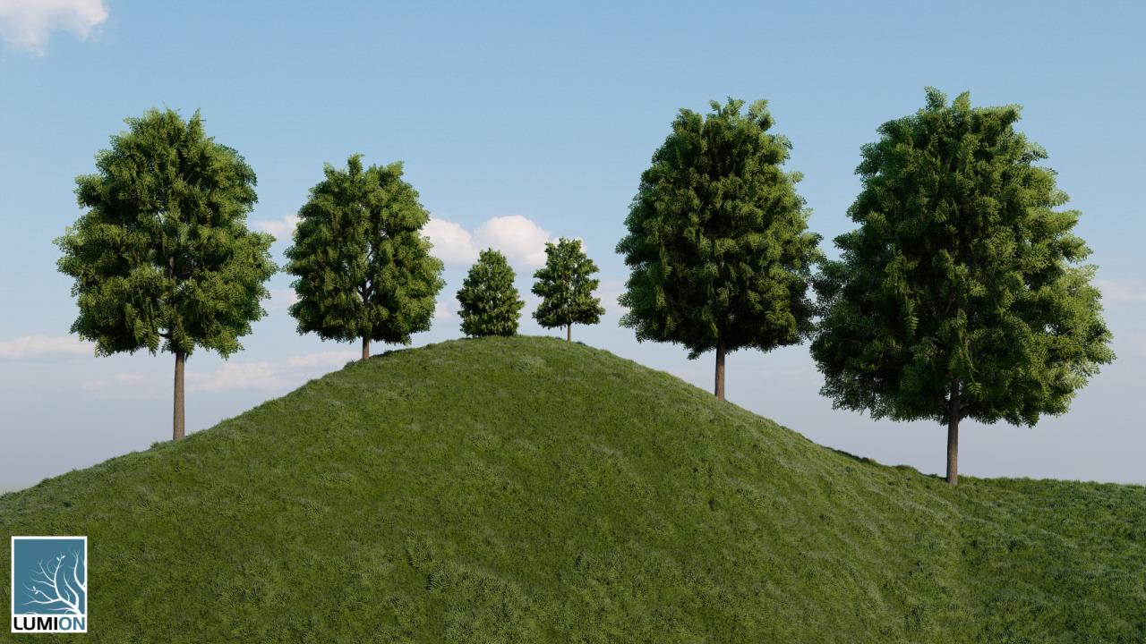 Mimariyi Hissetmek: Lumion9'daki YeniObjeler 19