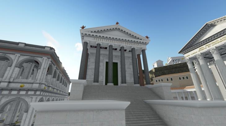 SketchUp ve Lumion ile Yeniden Hayata Döndürülen Antik Roma'yı Keşfedin! 4