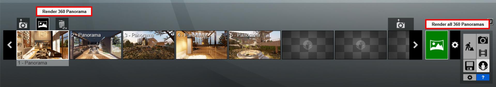 360 Panoramalar ve VR Sunumlarla Tasarımlarınızda Yolculuğa Çıkın 9