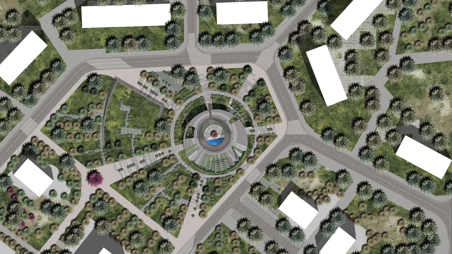BeOffice Geleneksel Cami Mimarisini Yeniden Yorumladı 9