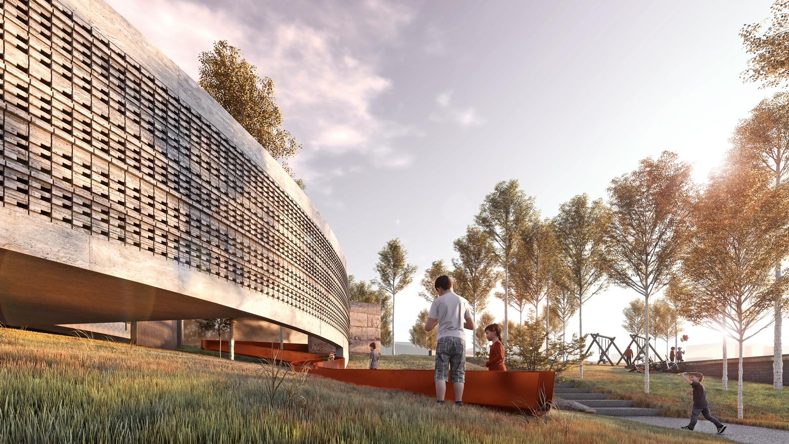 BeOffice Geleneksel Cami Mimarisini Yeniden Yorumladı 7