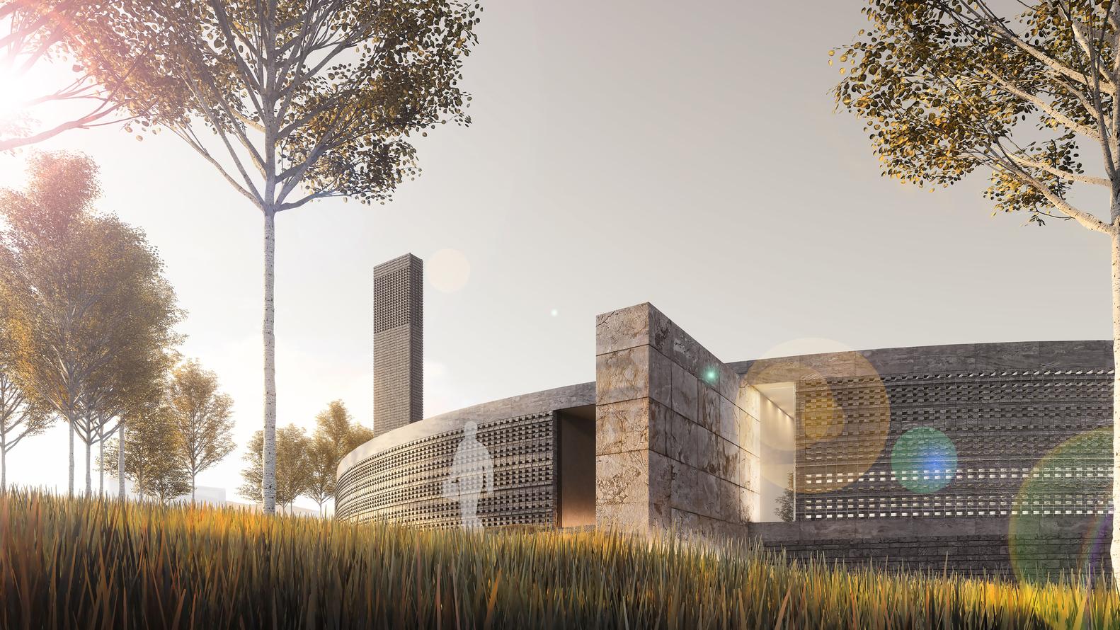 BeOffice Geleneksel Cami Mimarisini Yeniden Yorumladı 6