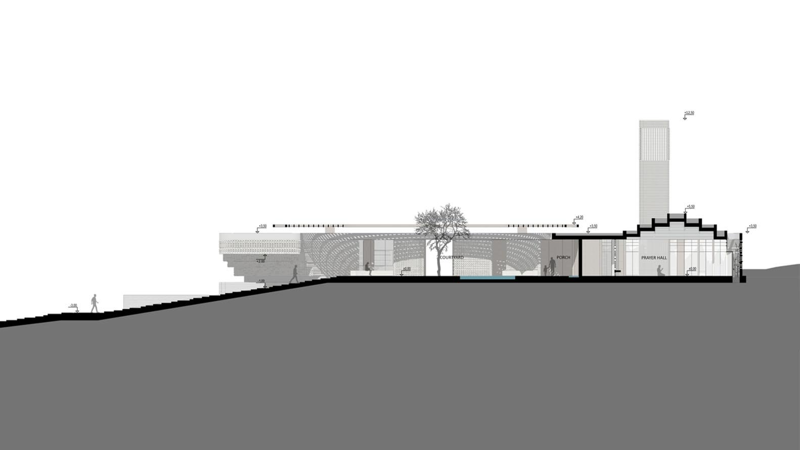 BeOffice Geleneksel Cami Mimarisini Yeniden Yorumladı 13