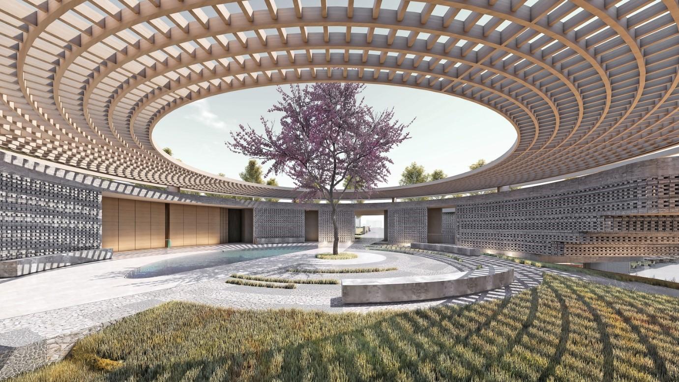 BeOffice Geleneksel Cami Mimarisini Yeniden Yorumladı 15