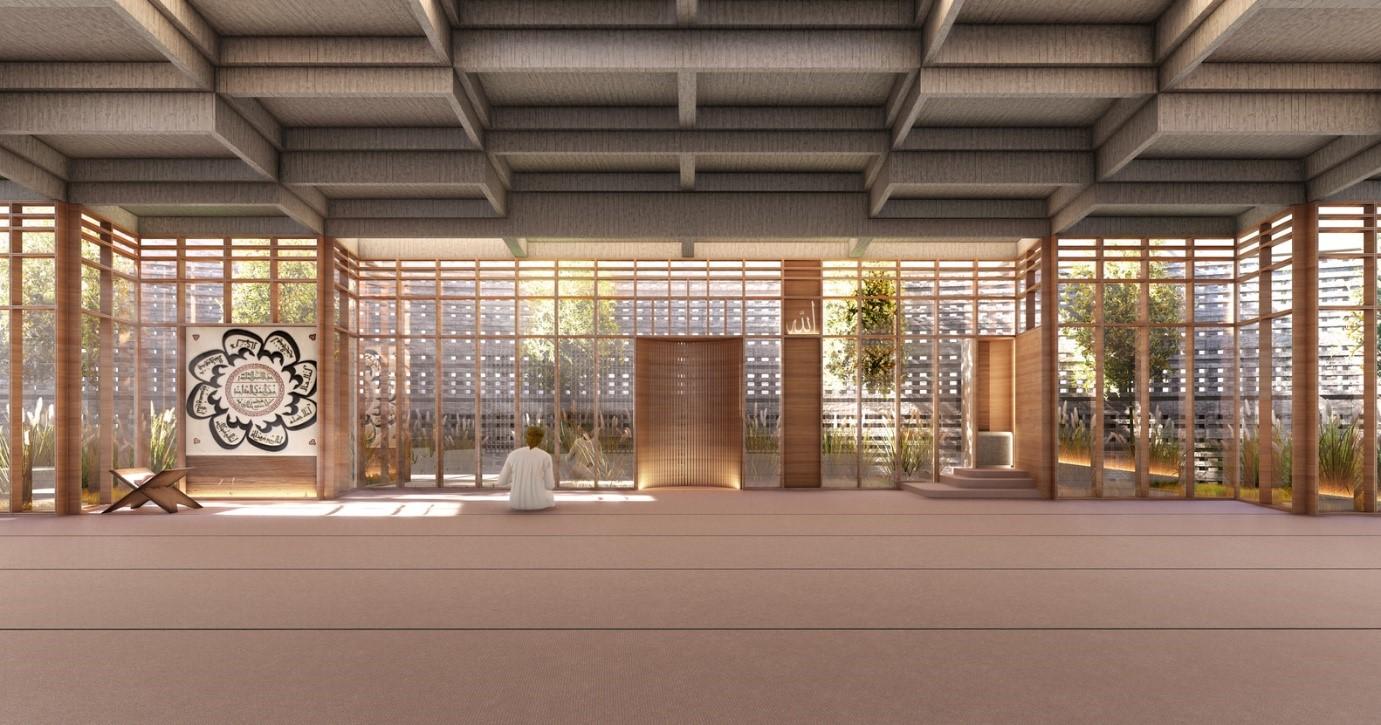 BeOffice Geleneksel Cami Mimarisini Yeniden Yorumladı 17