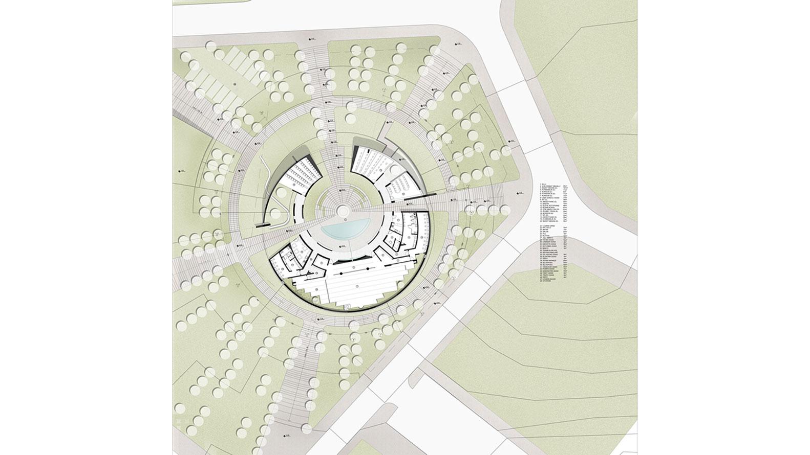 BeOffice Geleneksel Cami Mimarisini Yeniden Yorumladı 12