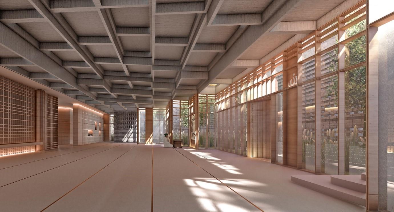 BeOffice Geleneksel Cami Mimarisini Yeniden Yorumladı 18