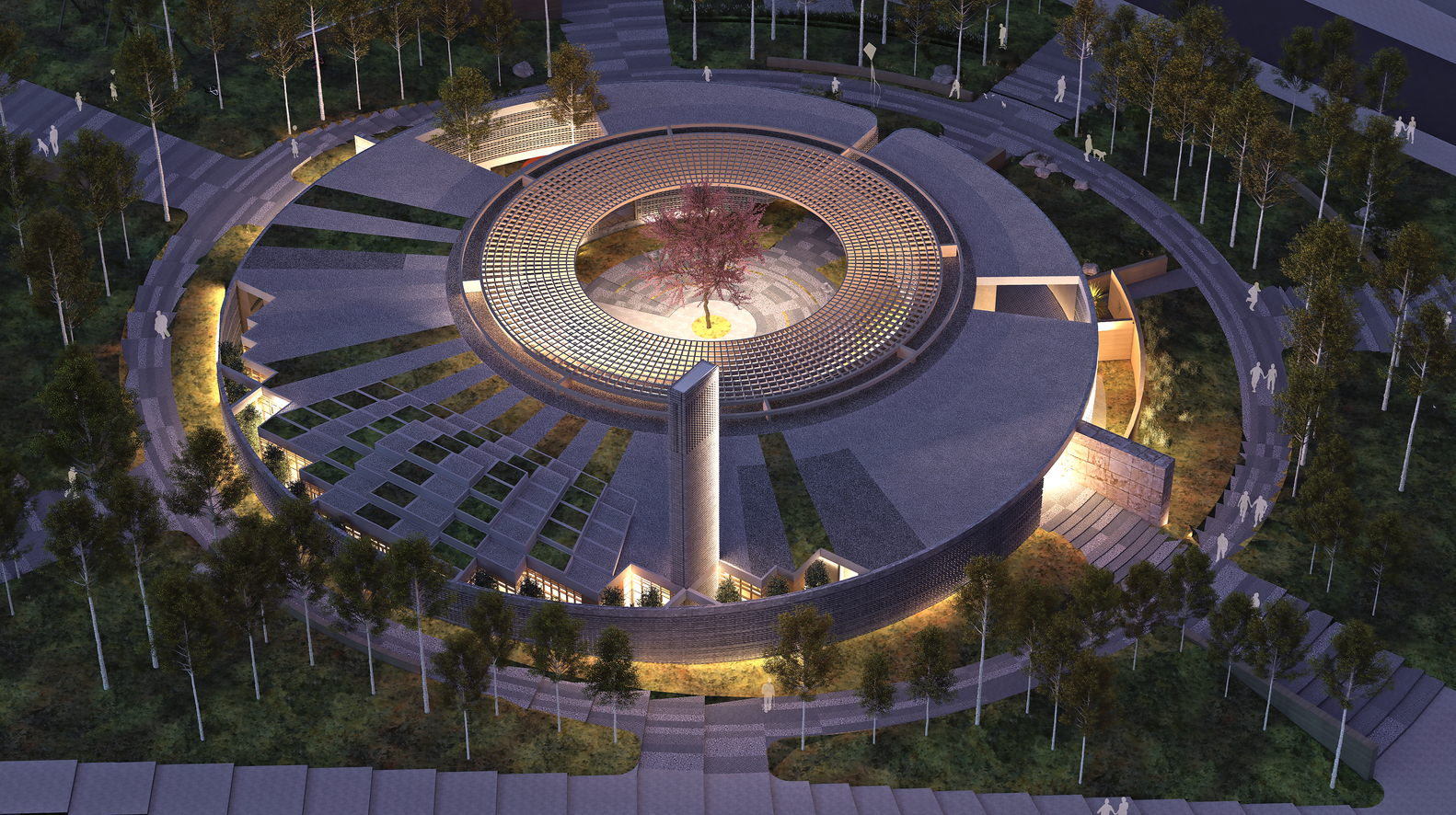 BeOffice Geleneksel Cami Mimarisini Yeniden Yorumladı 8