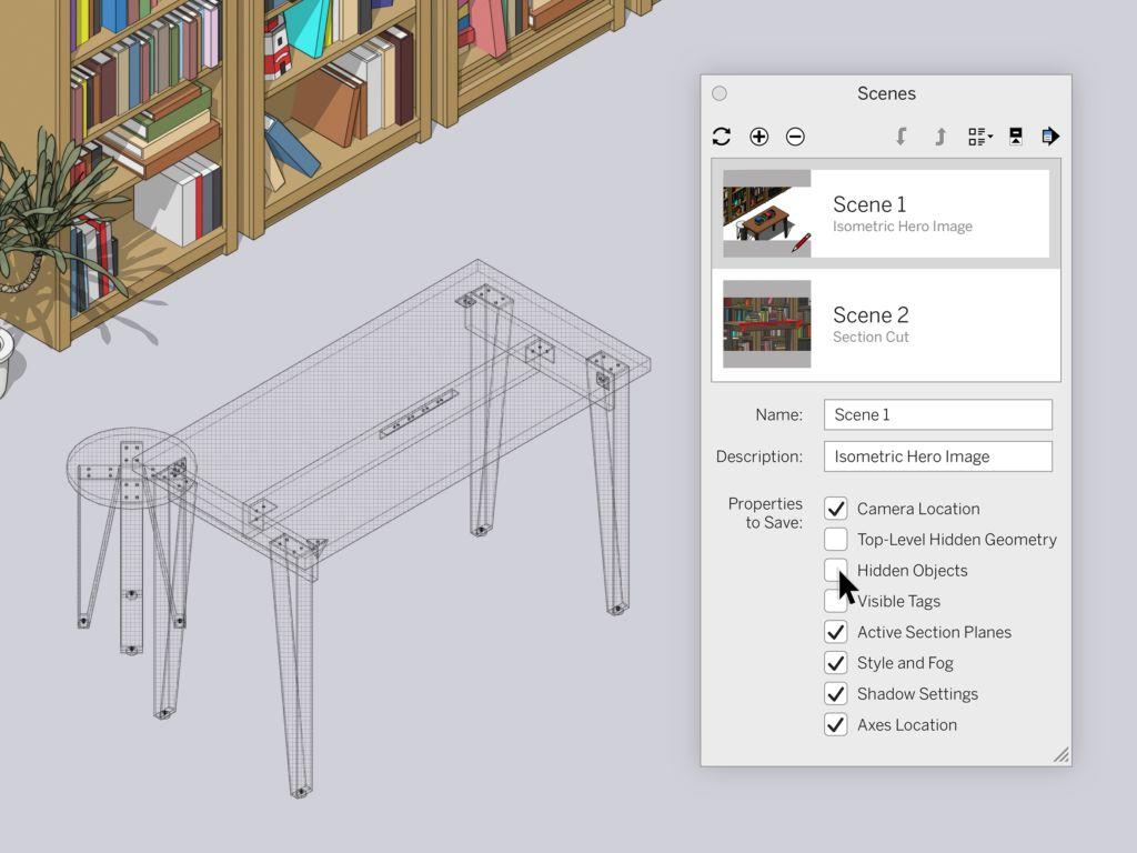 SketchUp Pro 2020 için Kullanıcı Dostu Yeni Güncellemeler 3