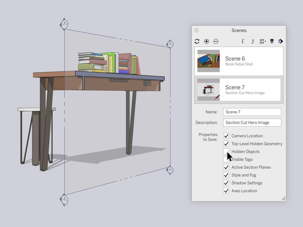 SketchUp Pro 2020 için Kullanıcı Dostu Yeni Güncellemeler 4