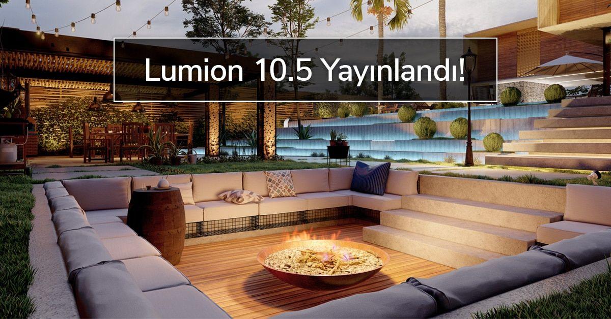 Lumion 10.5 Yayınlandı! Yeniliklerini Keşfedin 11