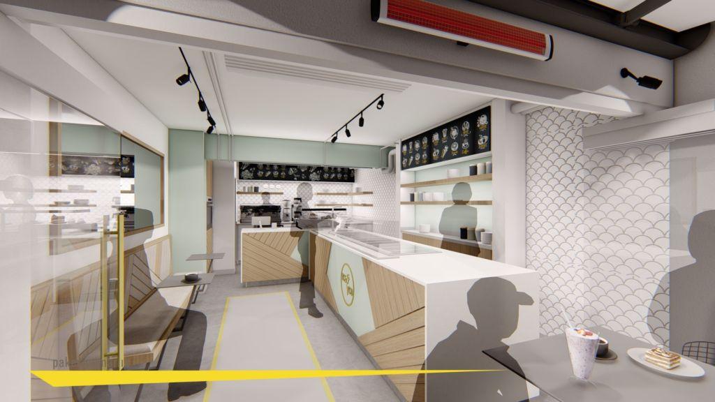 Paker Mimarlık - SketchUp ile İç Mimari Projeler Üzerine 6
