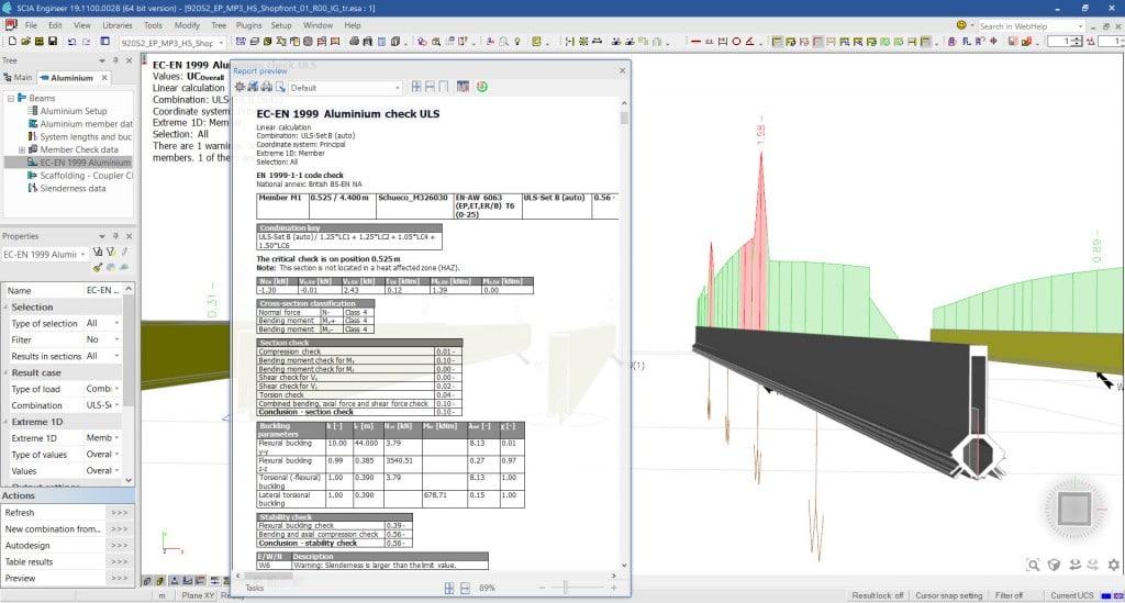 Doğru ve Hassas Alüminyum Tasarımları İçin SCIA Engineer Yazılımıyla Tanışın 3