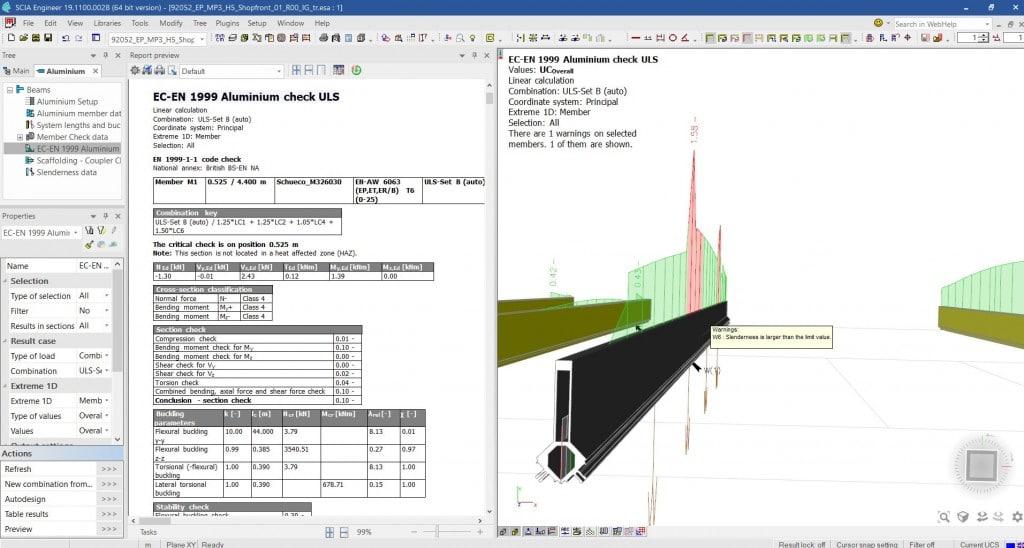 Doğru ve Hassas Alüminyum Tasarımları İçin SCIA Engineer Yazılımıyla Tanışın 15