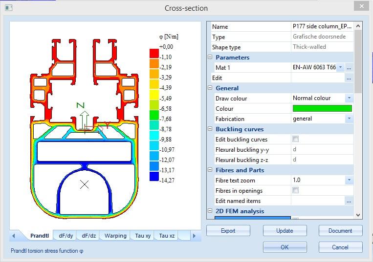Doğru ve Hassas Alüminyum Tasarımları İçin SCIA Engineer Yazılımıyla Tanışın 5