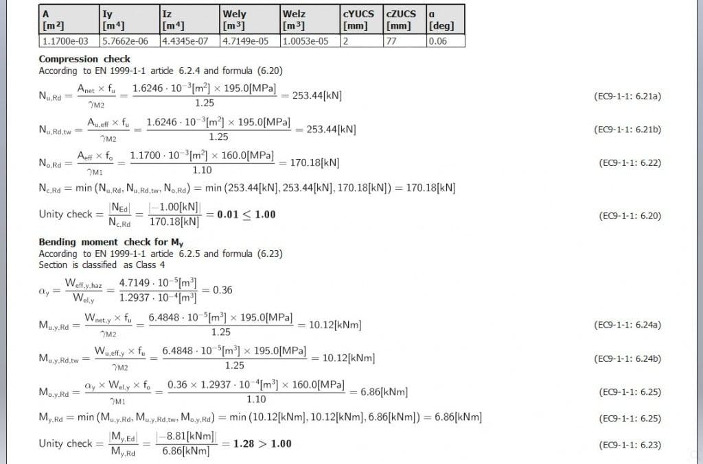 Doğru ve Hassas Alüminyum Tasarımları İçin SCIA Engineer Yazılımıyla Tanışın 14