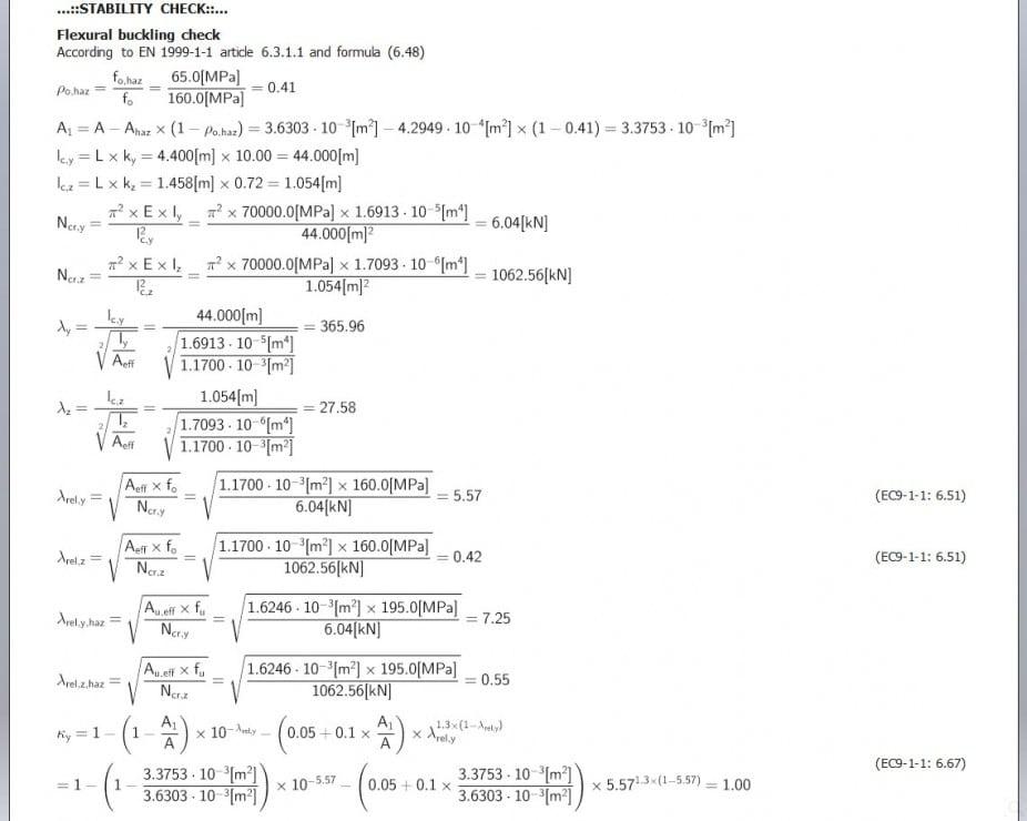 Doğru ve Hassas Alüminyum Tasarımları İçin SCIA Engineer Yazılımıyla Tanışın 13