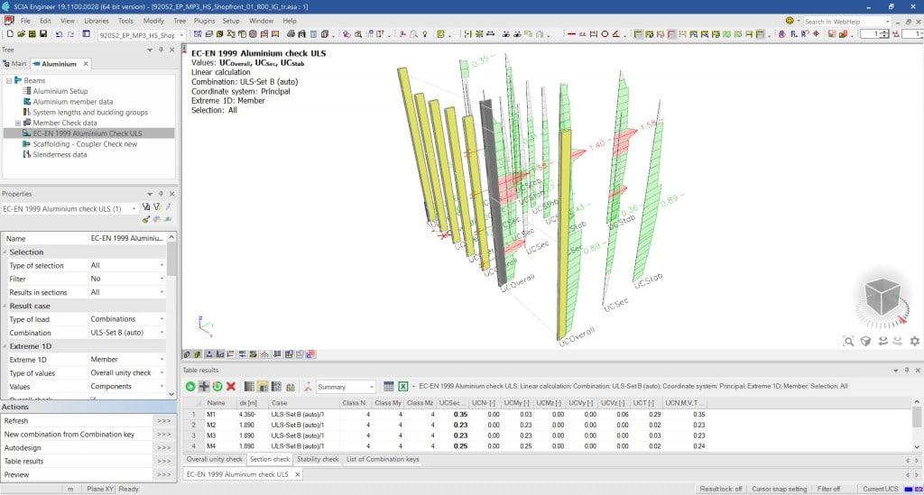 Doğru ve Hassas Alüminyum Tasarımları İçin SCIA Engineer Yazılımıyla Tanışın 12