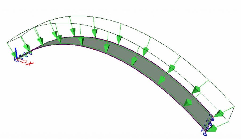SCIA Engineer ile Stabilite Analizi 11