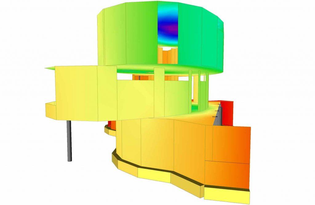 SCIA Engineer ile Stabilite Analizi 21