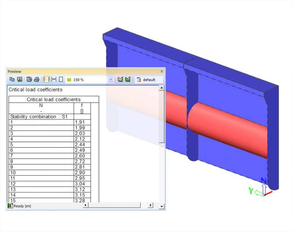 SCIA Engineer ile Stabilite Analizi 3
