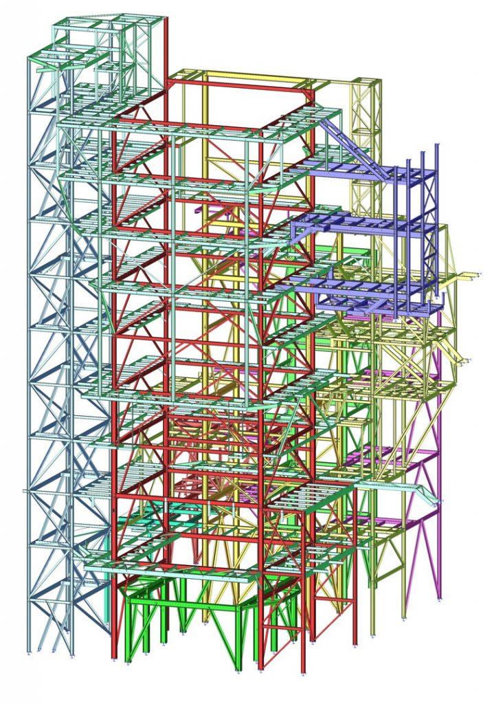 SCIA Engineer ile Stabilite Analizi 16