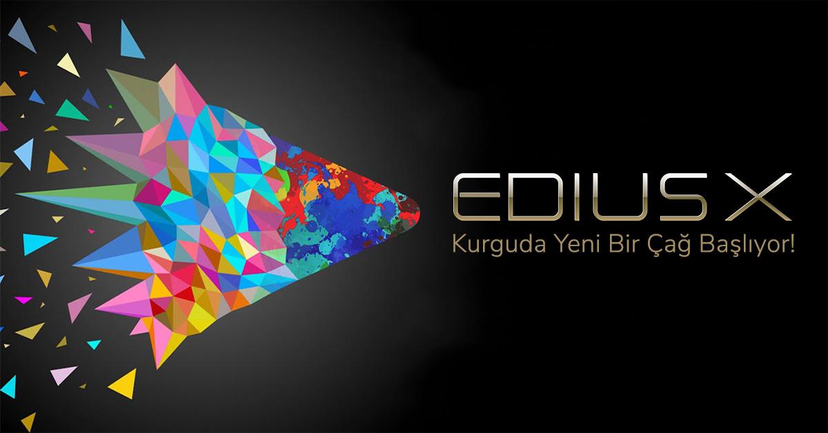 EDIUS X ile Kurguda Yeni Bir Çağ Başlıyor 5