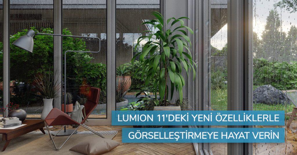 Lumion 11'deki Yeni Özelliklerle Görselleştirmeye Hayat Verin 10