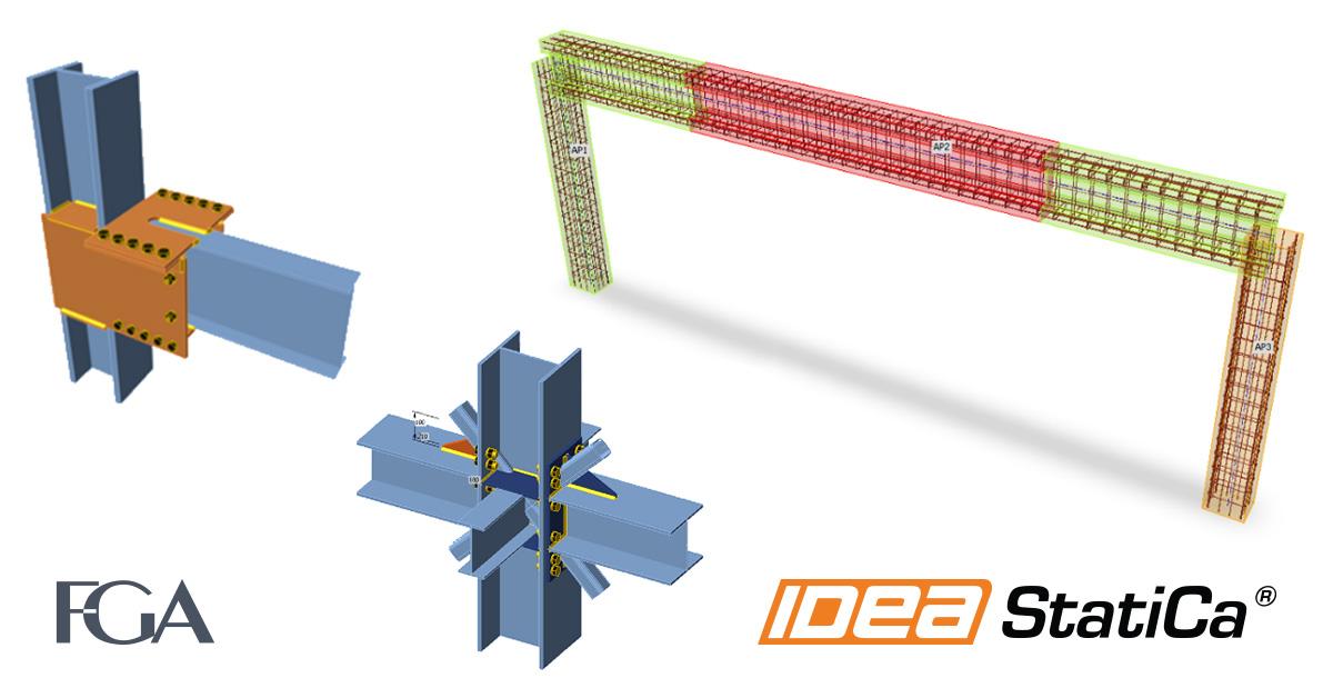 IDEA StatiCa 21 Çelik ve Betonarme Yenilikleri 4